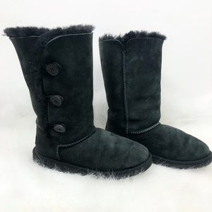 Ugg Tall Bailey Button Triplet Boots